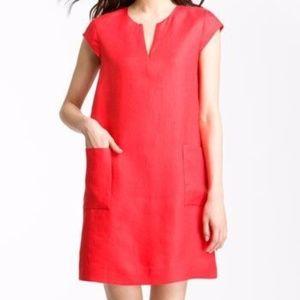 Kate Spade Teri Linen Shift Dress